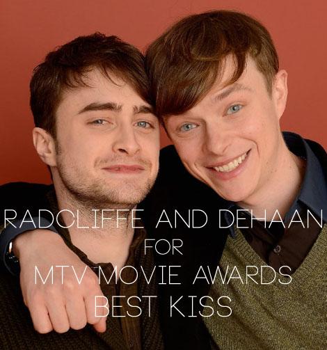 Daniel Radcliffe and Dane DeHaan