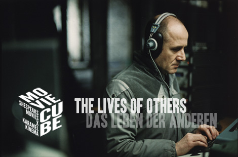 What do you think is the most important event in the movie 'das leben der anderen'?