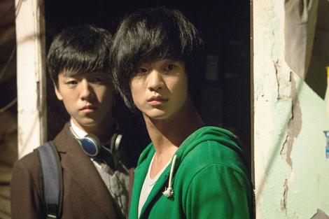 Lee Hyun Woo and Kim Soo Hyun