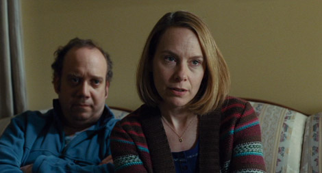 Paul Giamatti and Amy Ryan